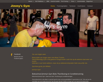 Jimmy's Gym